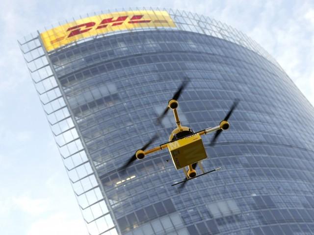 Parcelcopter: El drone repartidor de DHL