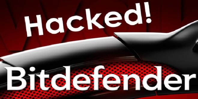 Hacker roba las credenciales de inicio de sesión de antivirus  Bitdefender y tratan de chantajear.