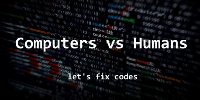 Computadoras VS Humanos
